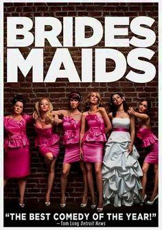 Bridesmaids (2011).♡
