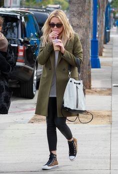 Ashley Benson Lunches In Beverly Hills