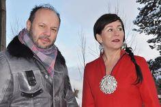 Maret med Marit Hætta Øverli og Klemet Anders Buljo Crochet Earrings, Jewelry, Fashion, Moda, Bijoux, Jewlery, Fasion, Jewels, Jewelery
