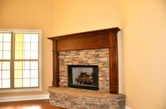 Mission Collection : The Arts & Crafts Mantel