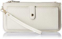 #6: Alessia74 Women's Wallet (Off-White) (14269)