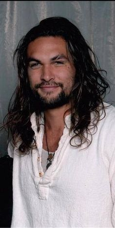 "The Dothraki have no word for ""Thank you,"" but still - you are welcome. Jason Momoa"