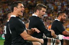 All Blacks are the new champions of the Rugby Championship - Awesome! #rugby (Getty Images)