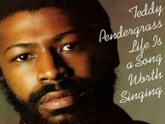"""Life Is A Song Worth Singing by Teddy Pendergrass is an excellent album. Includes the beautifull """"Close the Door."""" Philadelphia International (US) / 1978 / J. Sirius Black, Soul Music, My Music, Bond, Old School Music, School Songs, R&b Soul, Rhythm And Blues, Types Of Music"""