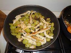 Parola di Deirdre!: Pollo in salsa d'uva