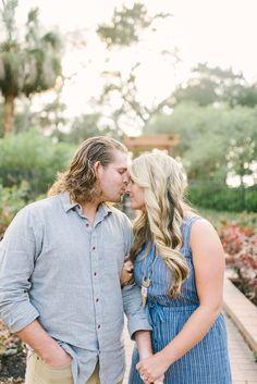 Washington Oaks Gardens State Park Engagement | Jason + Elyse  St. Augustine Wedding Photographer
