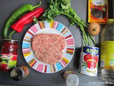 Mijn mixed kitchen: Lahmacun (zelfgemaakte Turkse pizza) Salads, Pizza, Vegan, Salad, Lettuce