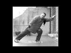 Chen Wei Ming Taiji Sword - YouTube