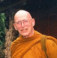 Ajahn Sumedho at the Golden Buddha Centre