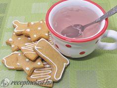 Mézeskalács méz nélkül Gingerbread Cookies, Desserts, Food, Caramel, Gingerbread Cupcakes, Tailgate Desserts, Deserts, Essen, Postres