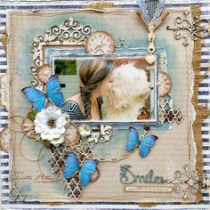 Animal Scrapbook Layouts | 12X12 Layouts | Scrapbooking Ideas | Creative Scrapbooker Magazine #scrapbooking #12X12layouts #animals #pets