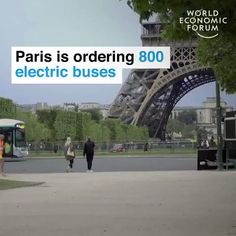 April World Economic Forum posted on LinkedIn Sustainable Transport, Paris Climate, Paradise City, Energy Resources, World Economic Forum, Public Profile, Air Pollution, Save The Planet, Public Health