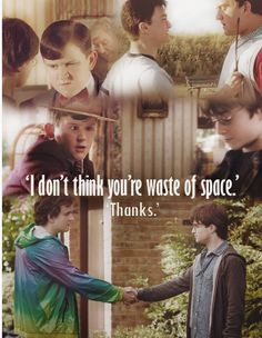 I loved this part in the books! It was one of my favorite moments; made me cry!  It should've been kept in the movie.