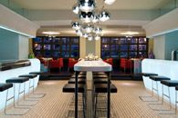 Bar de l'hotel Sofitel Legend The Grand de Amsterdam