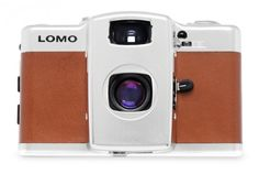 Lomo LC-A+ Silver Lake, Limited Edition is the epitome of luxury and classic elegance. Limited to 1,000 pieces the Silver Lake comes coated in chrome and genuine leather and stays true to its heritage with a Russian-made Minitar 1 lens. - via http://bit.ly/epinner