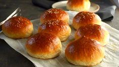Dumplings, Food And Drink, Pizza, Baking, Breads, Nova, Scrappy Quilts, Bread Rolls, Bakken