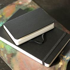 Hahnemuhle Travel Journal-hands down best sketchbook! Thick paper handles heavy watercolor.  hahnemuehle.com 140gsm 13.5x21cm portrait preferred