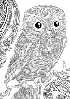 owl patterns - Buscar con Google