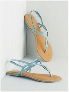 **** Try out Stitch Fix today! Adorable baby blue sandals for that fun pop of color this Spring Summer! Stitch Fix Spring, Stitch Fix Summer, Stitch Fix Fall 2016 2017. Stitch Fix Spring Summer Fall Fashion. #StitchFix #Affiliate #StitchFixInfluencer