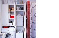 LILLÅNGEN armoires avec portes ouvertes, pour montrer ce qu'il y a à l'intérieur #ikea