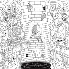 愛麗絲的奇幻夢境. Alice 앨리스 : 이상한 나라의 앨리스 컬러링북. 廉檀若. 邱敏瑤. 邦聯文化事業有限公司. 9789869205351. 永恆的奇幻經典,是你值得收藏的150週年經典童話著色本。用手中的色筆冒險旅行,遠離日常生活的壓力,跟....