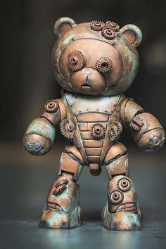 steampunktendencies...Big Bear:)oh my so cute...want so bad<3 thanks JN:)