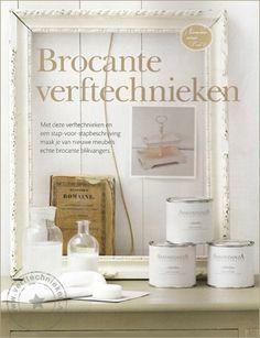 ariadne Brocante special - Brocante verftechnieken door verftechnieken.nl