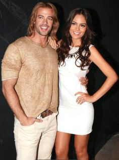 William y Ximena #latempestad