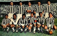 Equipos de fútbol: JUVENTUS 1956-57
