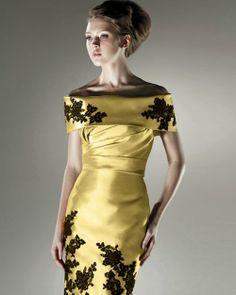 osell wholesale dropship Sheath Off-The-Shoulder Knee Length Taffeta Women's Evening Prom Dress $86.09