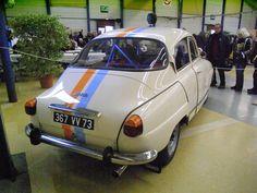- Saab 96 V4 coupé (1973)-