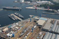 Yokosuka Naval Base Japan