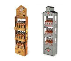 Custom Point of Purchase (POP) Displays | Design | Manufacture | Fulfillment | Liquor Industry | Reisigl Associates