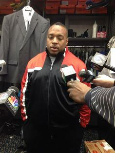 Mike Tolbert talks with us about the season