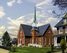 Salem Lutheran Church, Elizabethville Pa