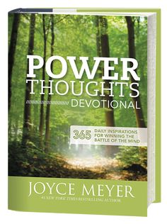 Joyce meyer daily devotional audio book