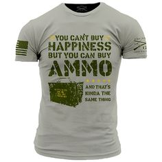 Grunt Style Grunt Style's Ammo is Happiness This We'll Defend