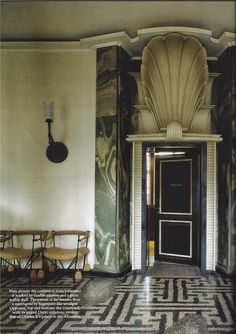 The Politigaard in Copenhagen, photo James Mortimer for World of Interiors