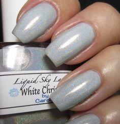 Liquid Sky Lacquer: White Christmas