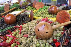 Having fun at the weekly market in St. Remy de Provence during our Provence Tour http://www.traveloffthebeatenpath.com