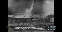 This 1965 CBS News special report anchored by Morely Safer looks at a battle in Vietnam that began on October 19, 1965, and lasted for five weeks.