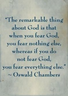 ~ Oswald Chambers ~ Proverbs ~ The fear of the Lord is a fountain of life, turning a person from the snares of death. Faith Quotes, Bible Quotes, Bible Verses, Me Quotes, Scriptures, Bless The Lord, Fear Of The Lord, Cool Words, Wise Words