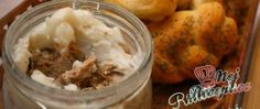 Jednoduchá tvarohová pomazánka s cibulkou   NejRecept.cz Tzatziki, Mashed Potatoes, Sugar, Treats, Homemade, Vegetables, Ethnic Recipes, Food Treat, Eyes