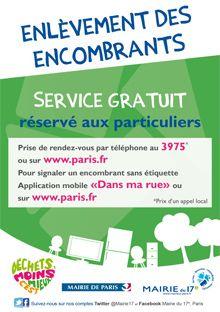 Campagne propret on pinterest lille illustrations and html - Enlevement encombrants paris ...