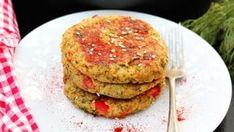 Papanași la cuptor - rețeta video • Bucatar Maniac • Blog culinar cu retete Salmon Burgers, Breakfast, Ethnic Recipes, Blog, Morning Coffee, Blogging