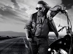 Bobby - Sons of Anarchy