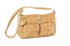 Cork bag BAKI Mixed Colors