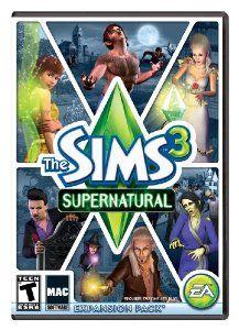 The Sims 3 Supernatural [Mac Download]  Order at http://www.amazon.com/The-Sims-Supernatural-Mac-Download/dp/B008D7F2K0/ref=zg_bs_979455011_88?tag=bestmacros-20
