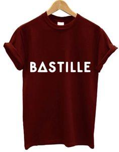 BASTILLE T SHIRT i really want it