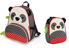 Amazon.com: Skip Hop Backpack WITH Lunchie (Panda): Baby $40